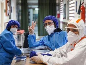 کرونا نمایه پرستاران نمایه بیمارستان نمایه