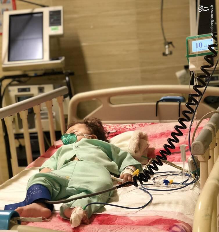 عروسکهای بستری در بخش مراقبتهای ویژه +عکس
