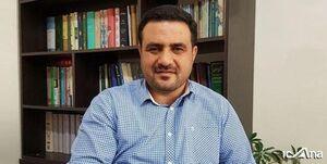 علی علیزاده+نماینده مجلس