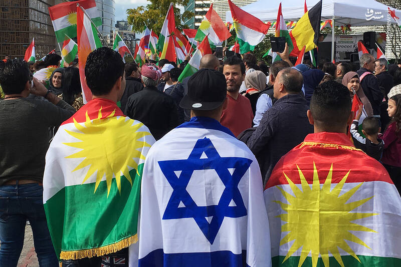 """راهبرد جدید مهاجرت و خرید اراضی اسرائیل در شمال عراق / اعراب منطقه در آستانه یک """"روز نکبت"""" دیگر"""