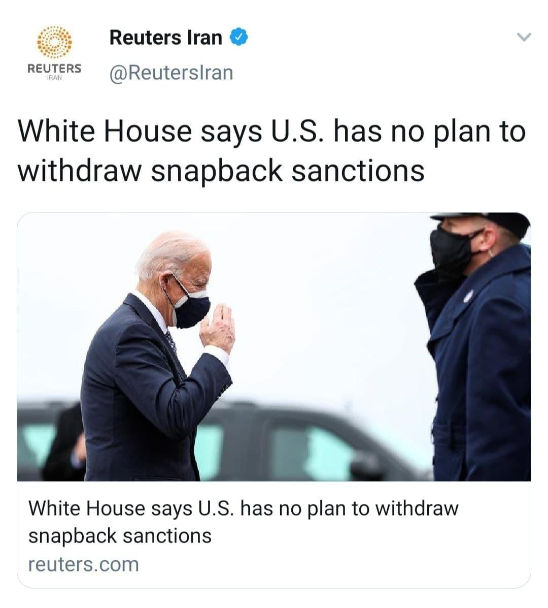دلال آمریکا در ایران چه میخواهد؟ / هواپیماهای زمینگیرشده برجام را به وزیر خارجه ایرلند نشان بدهید!