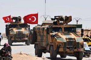 ورود کاروان نظامی ترکیه به ادلب سوریه - کراپشده