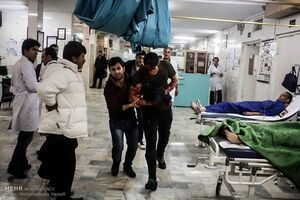 انفجار ترقه دست ساز در غرب تهران ۴ نفر را مصدوم کرد