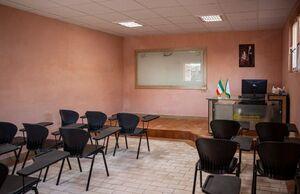 پایان مدارس کانکسی با ساخت مدارس سبز برکت +عکس