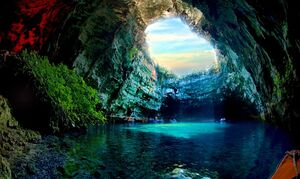 عکس/ بزرگترین غار جهان