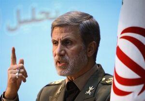 وزیر دفاع: نیل به اهداف موشکی را با قدرت در سال ۱۴۰۰ ادامه میدهیم