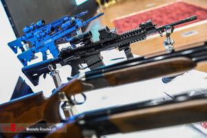 عکس/ رونمایی از سلاح پیشرفته تمام ایرانی «مصاف»