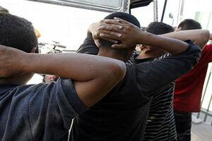 انهدام باند قاچاق انسان در جنوب سیستان