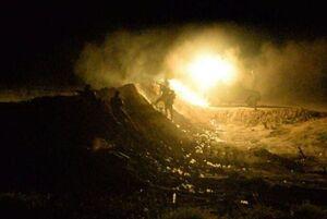الحشدالشعبی حمله داعش به شمال عراق را دفع کرد