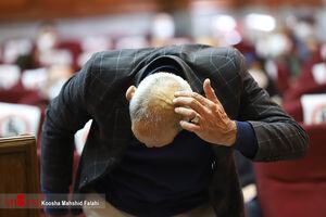عکس/ شکنجههای گروهگ منافقین روی تن عضو سابق این فرقه