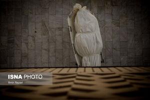 عکس/ باغ فردوس اهواز در روزهای بحرانی کرونا