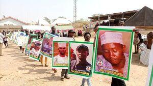 عکس/ مراسم سالگرد شهدای جنبش اسلامی نیجریه