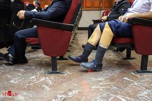 عکس/ دادگاه رسیدگی به دادخواست اعضای سابق گروهک تروریستی منافقین