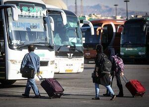 تغییر فاصلهگذاری اجتماعی در اتوبوسها
