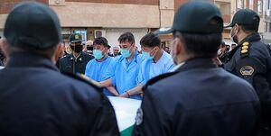 دستبند پلیس بر دستان اراذل و اوباش«فلاح»