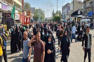حمله تروریستی به زائران امام کاظم(ع) در بغداد ناکام ماند