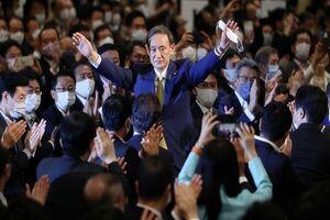 نخستوزیر ژاپن نخستین مهمان خارجی بایدن است