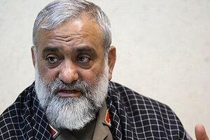 سردار نقدی: منطق شهادت، توازن قوا را بین ایران و آمریکا ایجاد کرده است - کراپشده