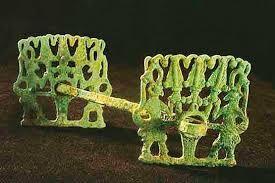 تاراج مجسمههای پنج هزار ساله ایران +عکس