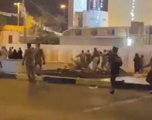 فیلم/عملیات انتحاری در کاظمین بغداد