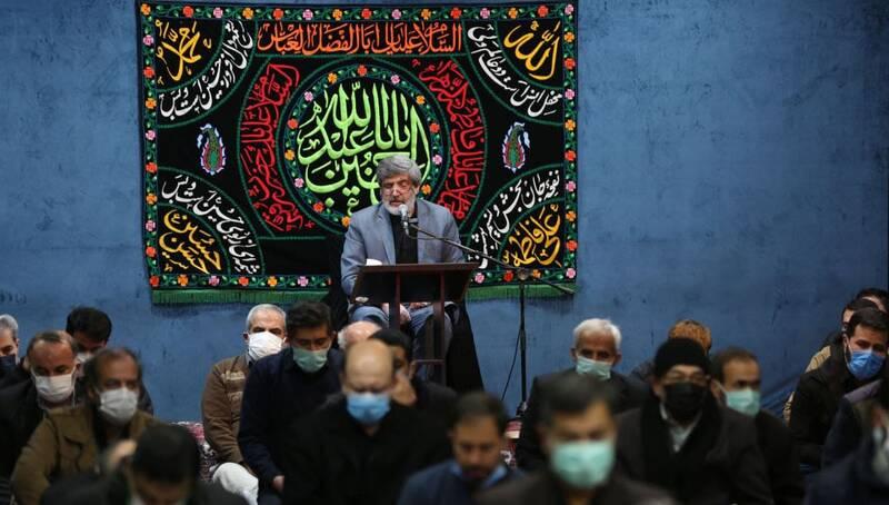 برنامه عزاداری ۷۰ هیأت به مناسبت شهادت امام کاظم