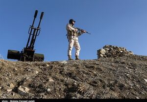 شهادت سرباز اصلاندوزی در حراست از مرزهای شمال غرب کشور+عکس