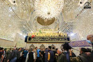 عکس/ کاظمین در سالروز شهادت امام موسی کاظم(ع)
