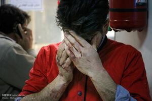 پیک مراجعات مصدومان چهارشنبه سوری چه وقت است؟