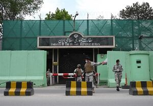 بیانیه سفارت ایران در کابل درباره حادثه حمله به دیپلمات بخش کنسولی