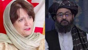 رهبر سیاسی طالبان با نماینده سازمان ملل دیدار کرد
