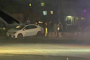 خودروی سفارت ایران در کابل هدف تیراندازی قرار گرفت +عکس