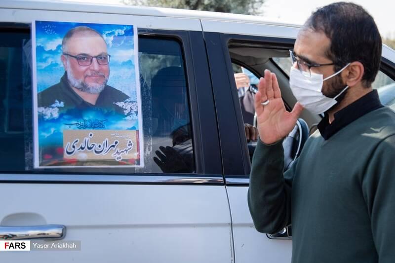 کتمان شهادت آقا مهران؛ از خانه تا بیمارستان! + عکس