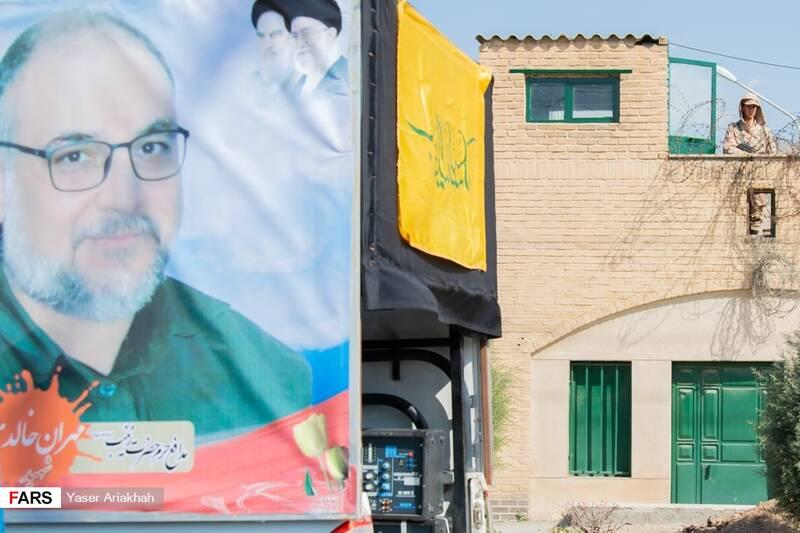 گره کار نیروزی اطلاعاتی به دست همسرش باز شد! + عکس