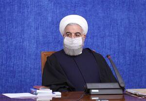 افتتاح طرحهای ملی بنیاد شهید توسط رئیسجمهور