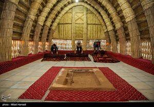 عکس/ مهمانخانه مردمان عرب در روزگاران قدیم