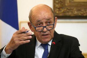 لودریان: سیاستمداران لبنانی به فکر نجات کشورشان نیستند