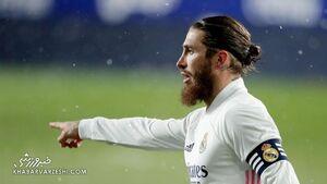 راموس: من اصل جنس برای رئال مادرید هستم/ میتوانم پنج سال دیگر هم بازی کنم!