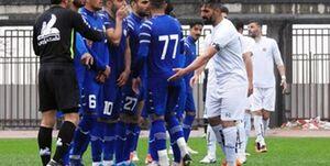 پیروزی قشقایی مقابل اتحاد کامیاران