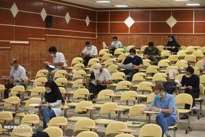 تاکید دوباره وزارت بهداشت بر عدم تغییر زمان آزمون دستیاری