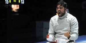 شاهکارملیپوش ایرانی مقابل نفر سوم جهان
