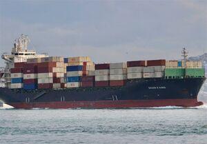 کشتی تجاری ایران