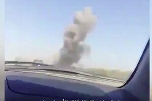 گروهی عراقی با انتشار فیلمی مسئولیت حمله به کاوران آمریکا را برعهده گرفت - کراپشده