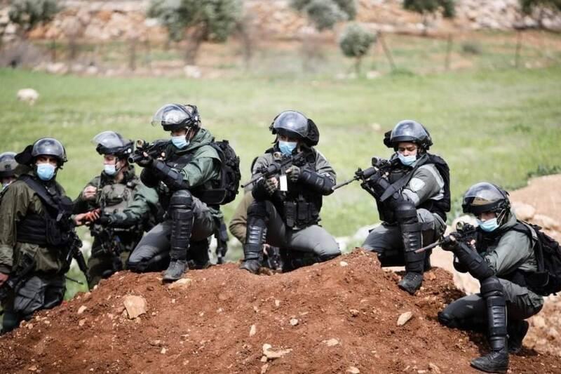 جراحت وزیر کار تشکیلات خودگردان در حمله نظامیان