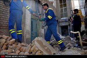 انفجار گاز در منزلی مسکونی در بانه