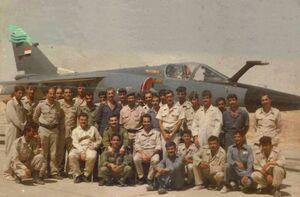 میراژ اف یک - ارتش عراق
