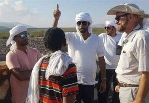 اخراج ساکنان جزیره «میون» یمن از سوی امارات