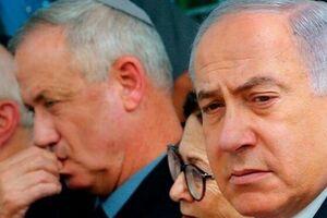 گانتز: نتانیاهو برای امنیت اسرائیل مضر است - کراپشده