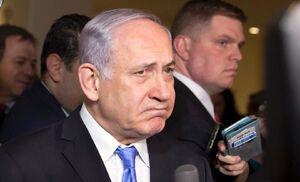 نتانیاهو از ترس موشکهای یمنیها از آسمان عربستان به امارات نرفت