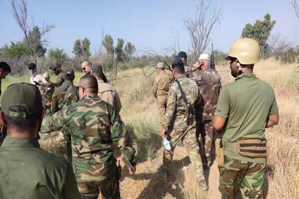 ابعاد عملیات استراتژیک نیروهای عراقی در ۴ استان +نقشه میدانی