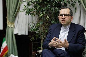 اتهام دخالت ایران درحمله به پایگاههای آمریکا درعراق را رد میکنم